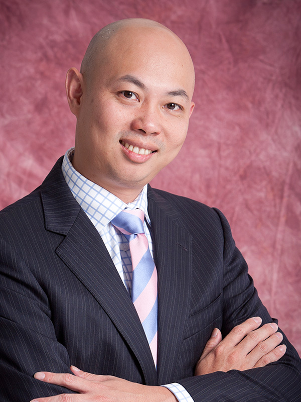 Dr Christopher Ting - Managing Director of Quantum Diagnostics Sdn Bhd